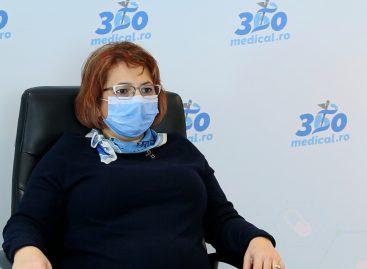 [VIDEO] Dr. Magdalena Ciobanu, pneumolog: Fumătorii sunt predispuși din start la infecții respiratorii, inclusiv la infecția cu coronavirus