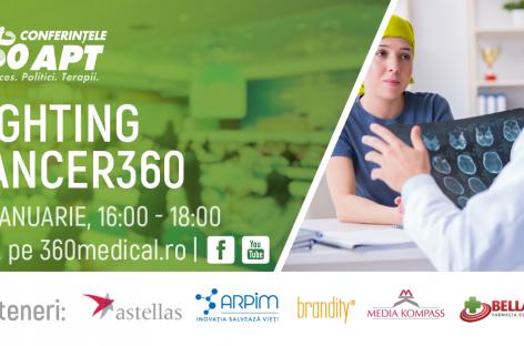 Fighting Cancer360: acces, politici și terapii în oncologie