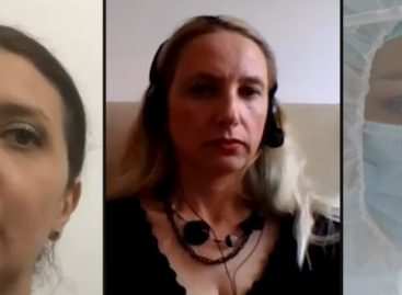 [VIDEO] EXCLUSIV Dr. Adriana Mihalaș: Telemedicina între medic și pacient poate avea foarte multe capcane