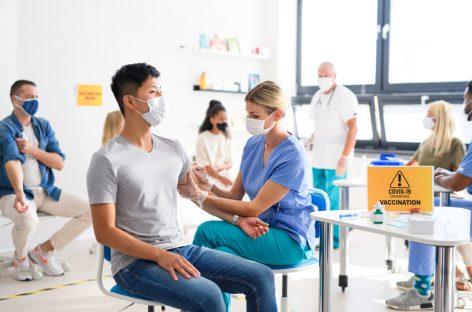 Vaccinarea împotriva Covid-19, asociată cu mai puține infecții cu SARS-CoV-2 asimptomatice