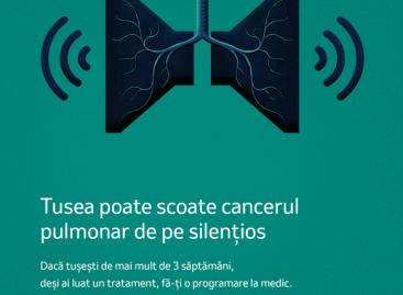 Cancerul pulmonar devine tot mai invizibil în contextul pandemiei de Covid-19 – un număr semnificativ de cazuri rămân nediagnosticate