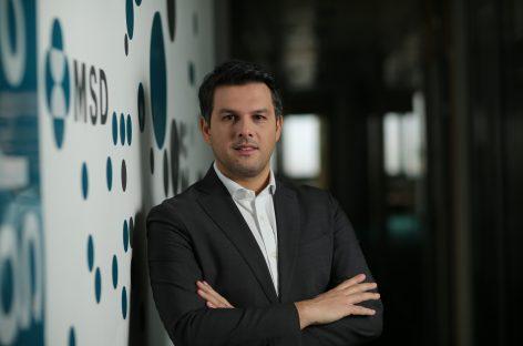 Kostas Papagiannis, numit director general al MSD România