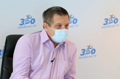 [VIDEO] Dr. Laurențiu Belușică, despre terapia hiperbară în Covid-19: 50 de oameni ar putea fi salvați la fiecare 4 ore