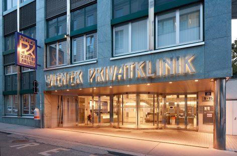 Spitalul Wiener Privatklinik a fost inclus în  lista celor mai bune spitale din lume în 2021