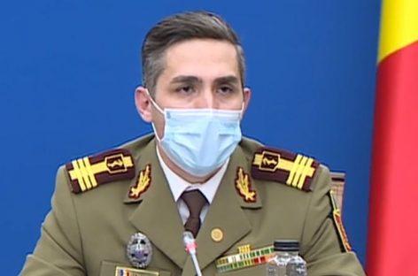 Dr. Valeriu Gheorghiță: Vaccinul AstraZeneca ar putea fi administrat și persoanelor peste 65 de ani, când datele vor permite acest lucru