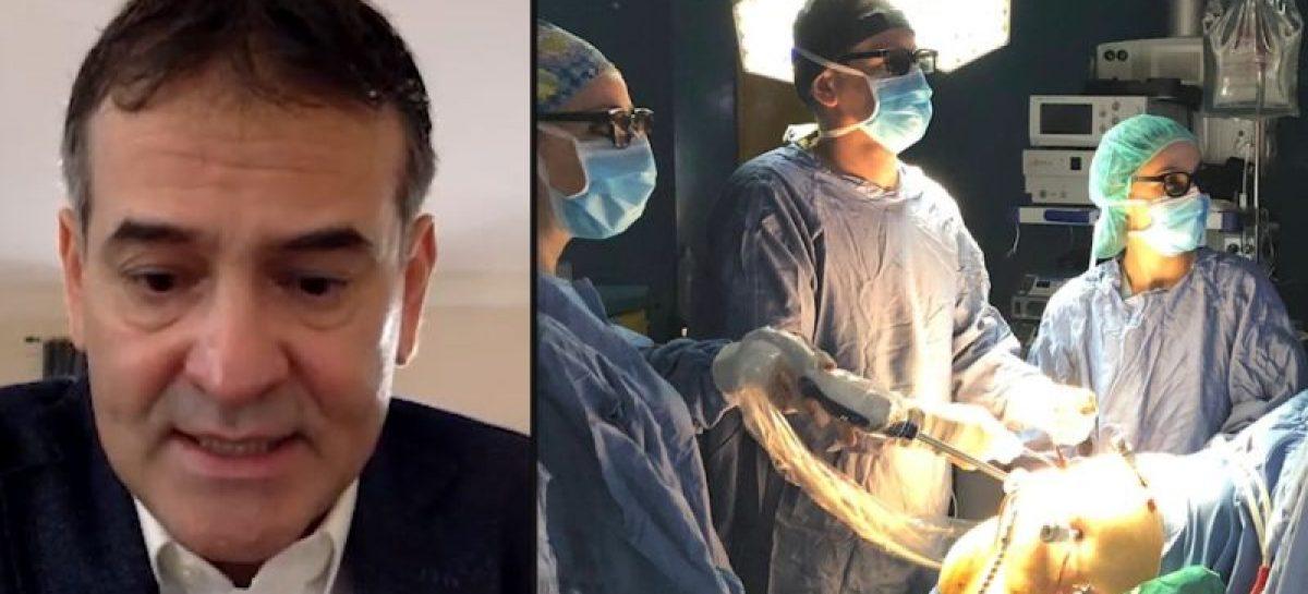 """[VIDEO] EXCLUSIV Dr. Cristian Boru, despre chirurgia bariatrică în România vs. Italia: ,,Sunt două diferențe enorme"""""""