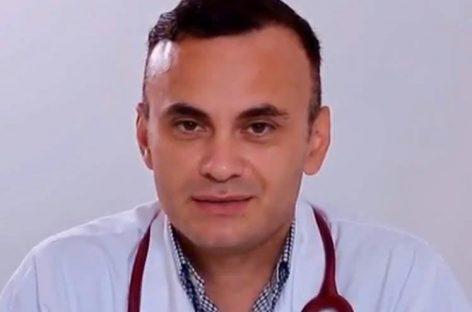 """Dr. Adrian Marinescu: """"Nu există tratament pe care să-l pot folosi în mod eficient în formele severe și critice de Covid-19"""""""