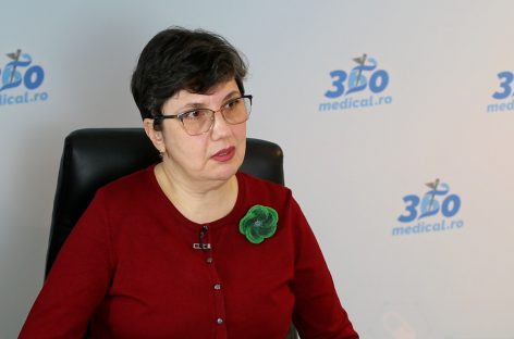 """[VIDEO] Adriana Harja: ,,Imunoglobulinele pentru miastenia gravis, destul de greu de accesat în unele spitale"""""""