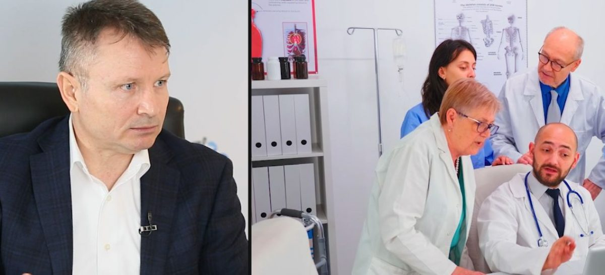 """[VIDEO] Florin Hozoc: ,,Actuala decontare a serviciilor de telemedicină pune sistemul într-un risc foarte mare de fraudă"""""""