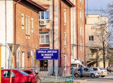 Investiție de 130 milioane lei în modernizarea și extinderea Spitalului Județean din Giurgiu
