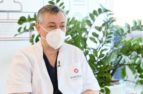 [VIDEO] EXCLUSIV Prof. dr. Adrian Săftoiu despre cancerul colorectal, complianța românilor la testul FIT și la colonoscopie