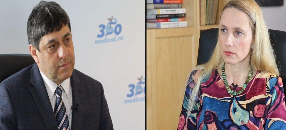 [VIDEO] Conf. dr. Horia Bumbea, despre vaccinarea împotriva Covid-19 a pacienților cu boli oncohematologice