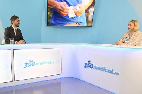 [VIDEO] Adrian Gheorghe, președintele CNAS: Ne propunem să stimulăm consultația de prevenție pentru persoanele peste 40 de ani