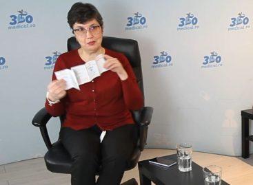 [VIDEO] Adriana Harja, despre Cardul de Urgență Miastenia Gravis: Insistăm până o să fie acceptat și în UPU