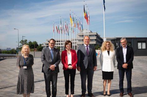 Ministrul Sănătății a discutat cu conducerea BEI despre creșterea finanțării pentru sistemul public sanitar