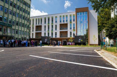 Noua clinică de hematologie din Cluj, inaugurată oficial