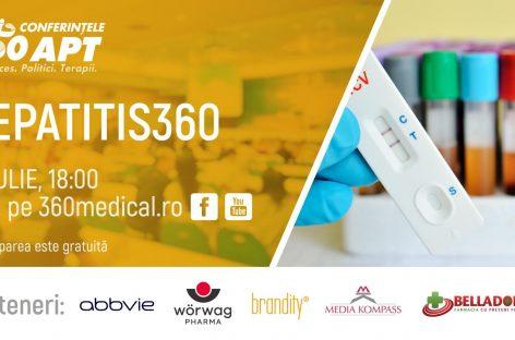 """,,Hepatitis 360"""": Depistarea hepatitelor la pacienții neasigurați și accesul acestora la servicii medicale și tratament"""