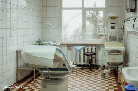 Singura secție de nașteri de la Maternitatea Polizu nu a mai fost renovată de 20 de ani