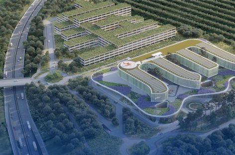 Încă un pas pentru construirea celui mai mare spital de pediatrie din țară, la Cluj: a fost semnat contractul de proiectare