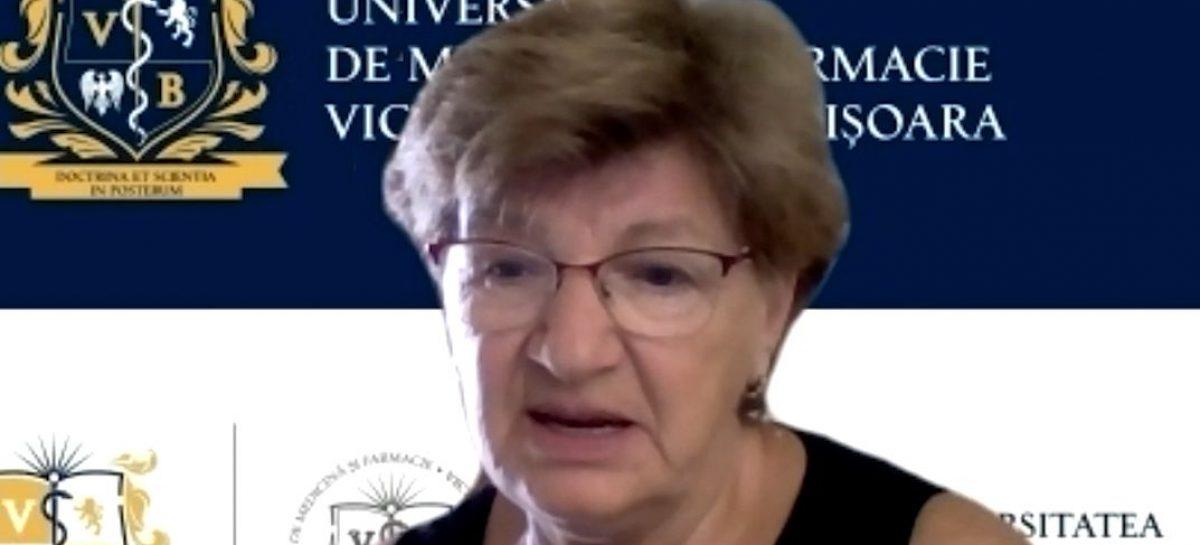 """[VIDEO] EXCLUSIV Prof. dr. Maria Puiu, genetician despre supraspecializarea în genetică: ,,Ar fi foarte important să se reintroducă aceste competențe"""""""