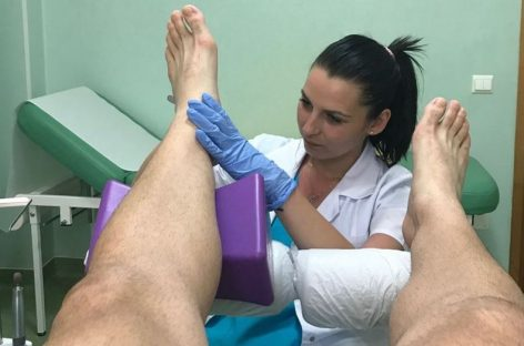 [VIDEO] Iulia Rusu, podiatru: Stați acasă. România are nevoie de podiatri, în UK suntem mult prea mulți