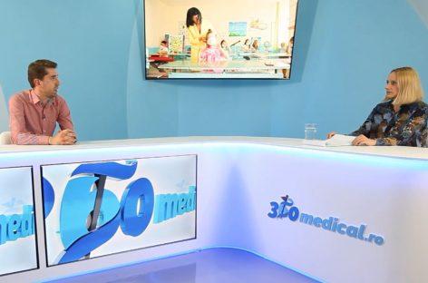 [VIDEO] Pediatrul Victor Miron: Hepatita subacută post-Covid-19, rară la adolescenți. Copiii trec bine prin boală