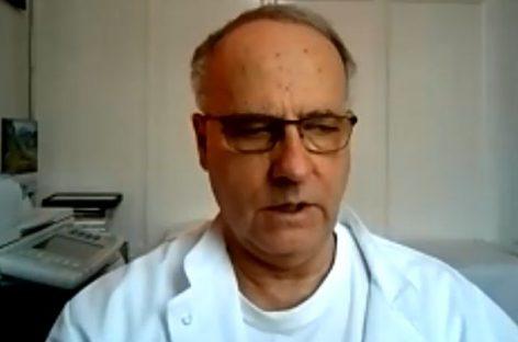 [VIDEO] Prof. dr. Dan Dumitrașcu: Pacienții cu boala Gaucher nu trebuie să aibă nicio reținere în a se vaccina împotriva Covid-19