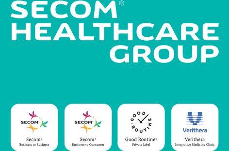 Secom își consolidează activitatea în patru divizii și lansează Secom Healthcare Group