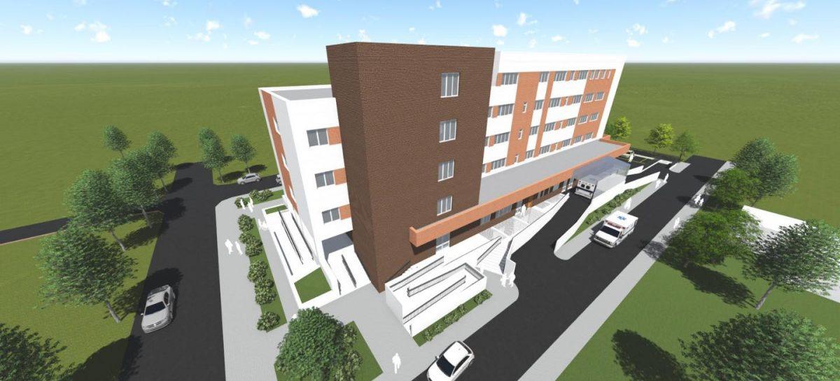 Spital nou de pediatrie la Constanța, construit de CNI