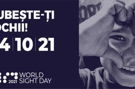 """Ziua Mondială a Vederii 2021:  """"Iubește-ți vederea"""" prin prevenție și controale oftalmologice periodice"""